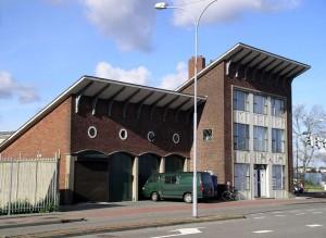 Fiat-garage, Koningsweg, Vlissingen