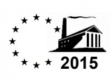 Logo European Industrial and Technical Heritage Year (EYITH) 2015