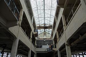 Timmerfabriek De Schelde aan de Koningsweg, Vlissingen, interieur