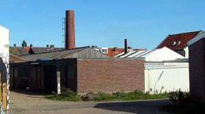 Wasserij De Volharding in Vlissingen