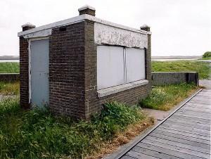 Weeghuisje Haven Sint Philipsland